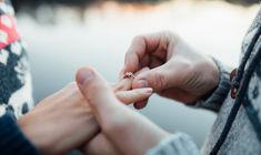 Du site de rencontre aux fiançailles