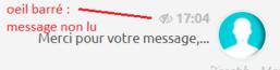 Message Non Lu