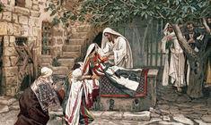 Méditation de Carême: péché ou blessure ?