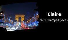 """Chanson à la demande : """"Aux Champs-Elysées"""""""