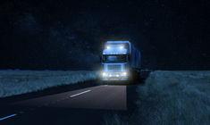 La minute Theotokos : la foi, c'est comme avancer en camion dans la nuit