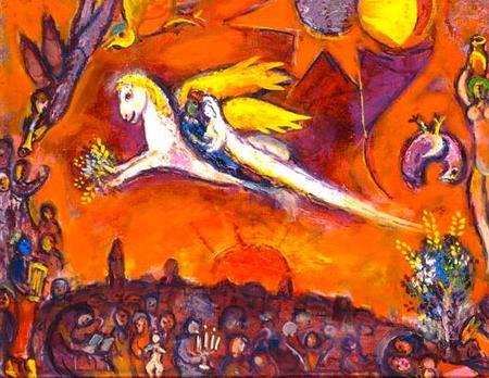 Cantique des cantiques- Marc Chagall