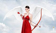 Saint Valentin : Cupidon, l'art de la paix avec des flèches !