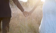 Alexandra et Stéphane, du célibat au mariage