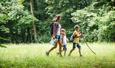 Vacances parents seuls avec enfants
