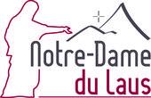 Logo Notre Dame du Laus