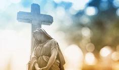 Notre Dame des Rencontres, Ma Mère au pied de la croix