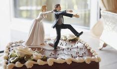 Panique avant le mariage