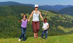 Vacances pour veuves et veufs avec enfants