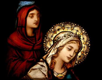 Vertus De La Sainte Vierge Marie