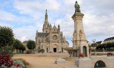 Sainte Anne d'Auray: pèlerinage des célibataires