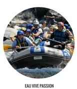 Eau Vive Passion Rafting