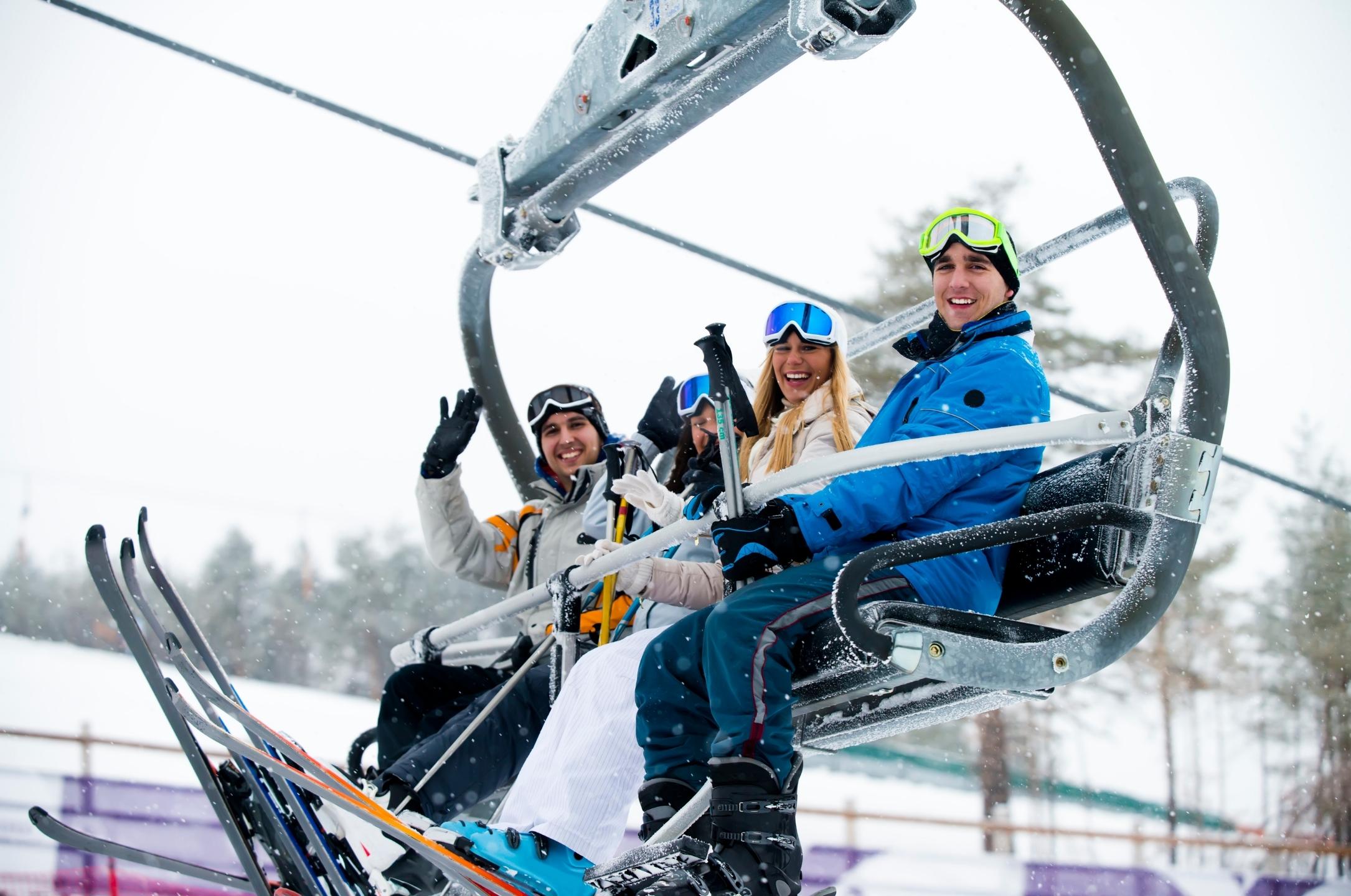 Rencontre femme qui aime le ski
